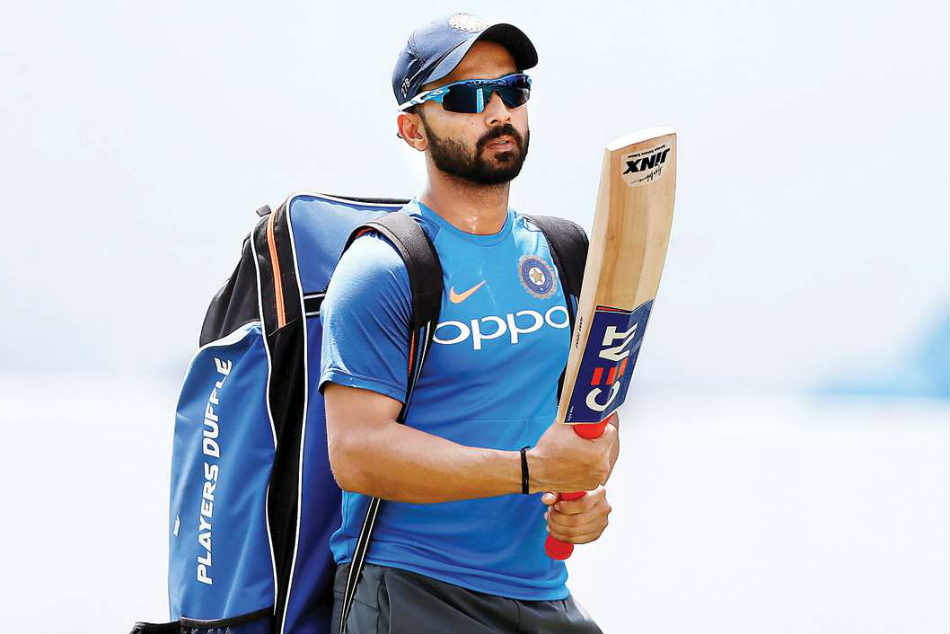 Deodhar Trophy Final Ajinkya Rahane Also Gets A Well Paced And Controlled Century