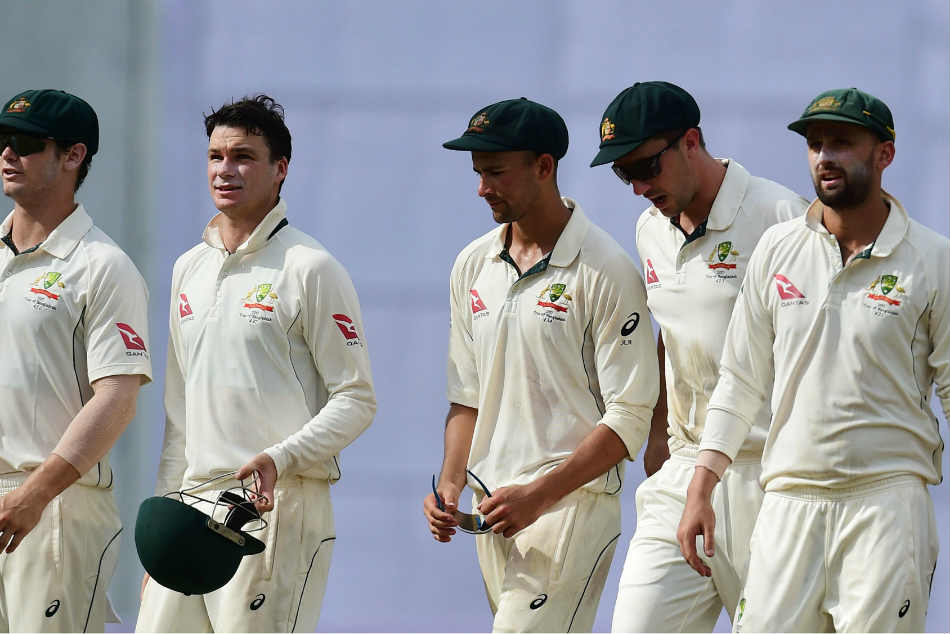 Australia slip to fifth in ICC rankings after 1-0 loss to Pakistan