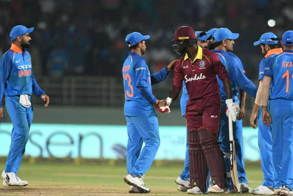 India Vs West Indies Virat Kohli Feels Tie Was Fair Result In Vizag Odi