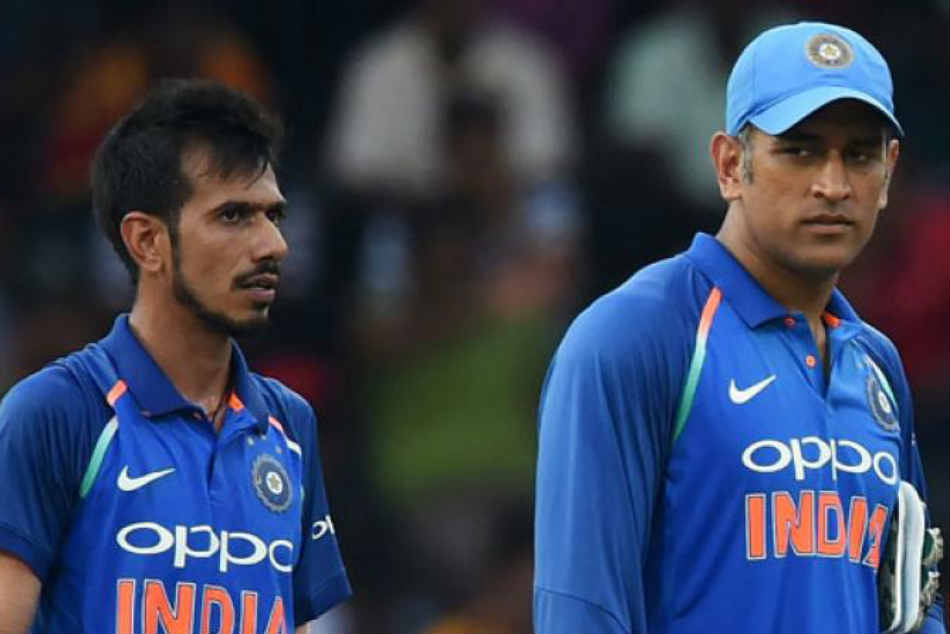 Yuzvendra Chahal Ms Dhoni Can Read Bowlers Body Language From Behind
