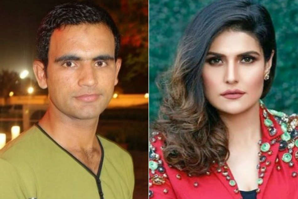 Zareen Khan Quashes The Rumours Romance With Fakhar Zaman