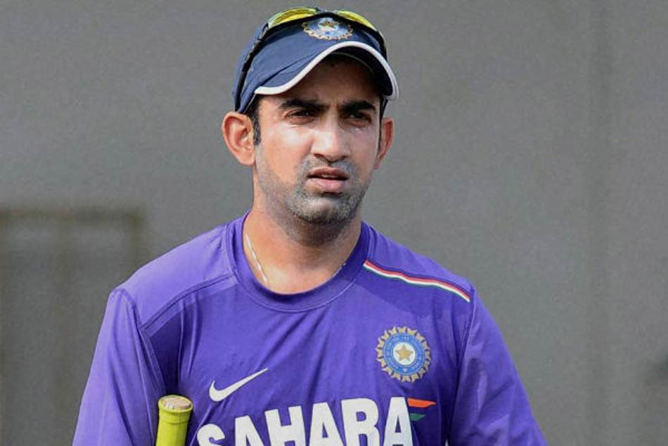 Gautam Gambhir turns 37: Cricketers, fans greet veteran India batsman on his birthday