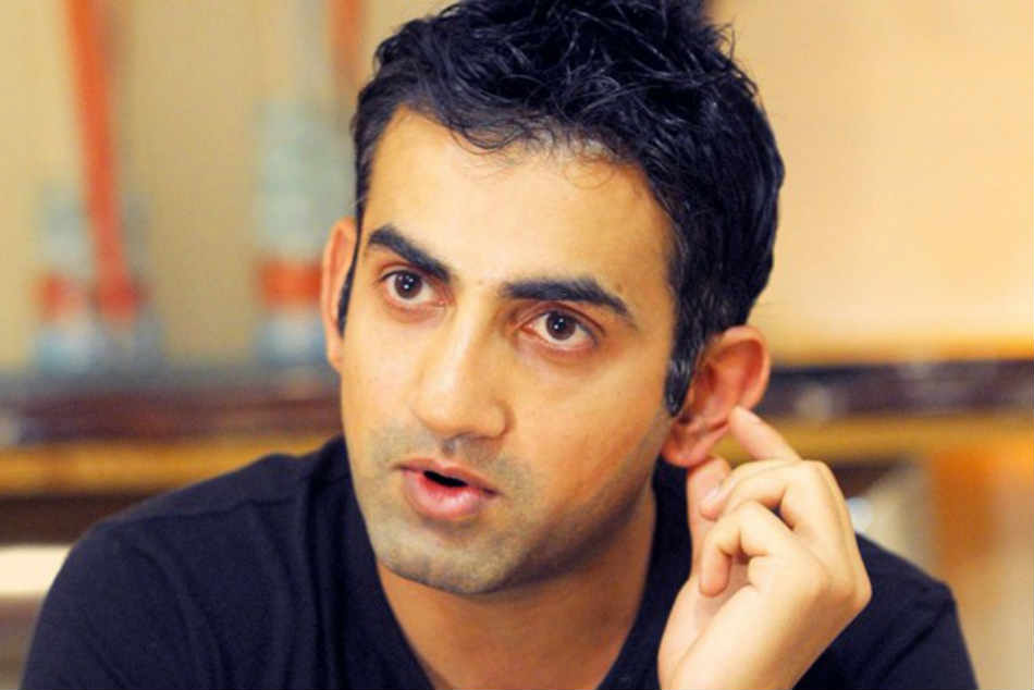 Gautam Gambhir thanks Afridi and Akhtar for their gestures towards Amritsar tragedy victims