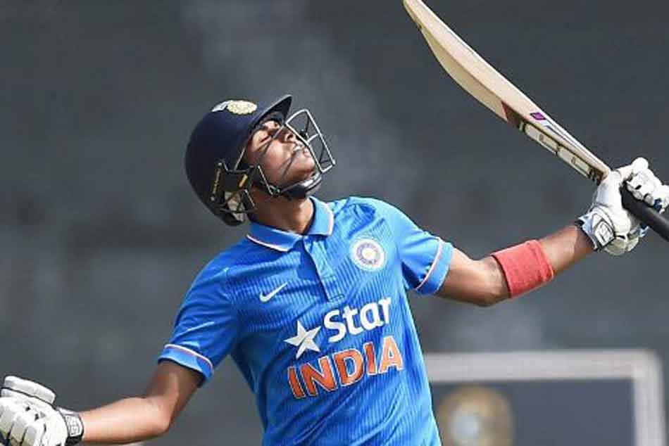 Shubman Gill Century Powers India C Deodhar Trophy Final