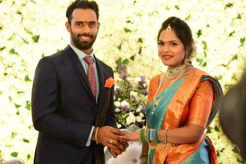 Test Cricketer Hanuma Vihari Get Engaged