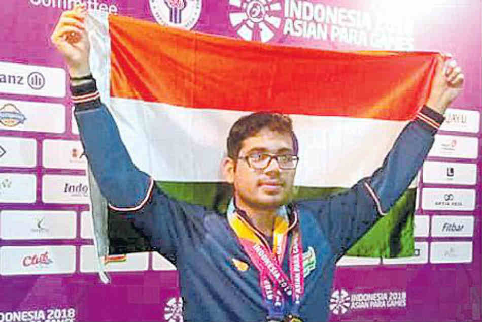 Para Asian Games: India richer by five more gold medals