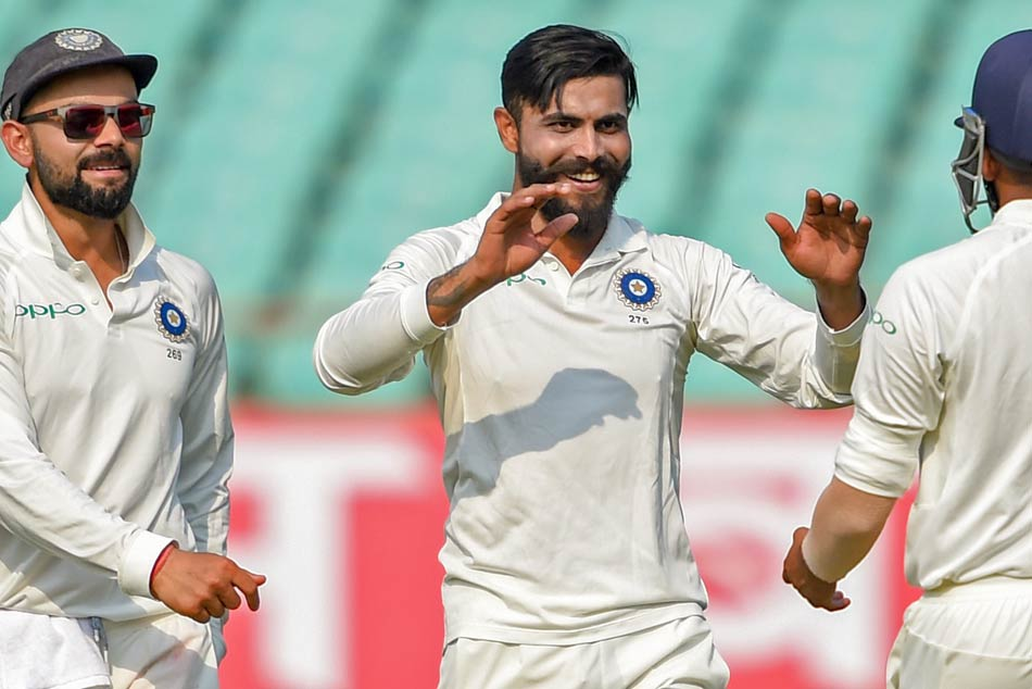 India vs West Indies, First Test Day 2 at Rajkot: India Dictate Terms as Visitors Trail by 555