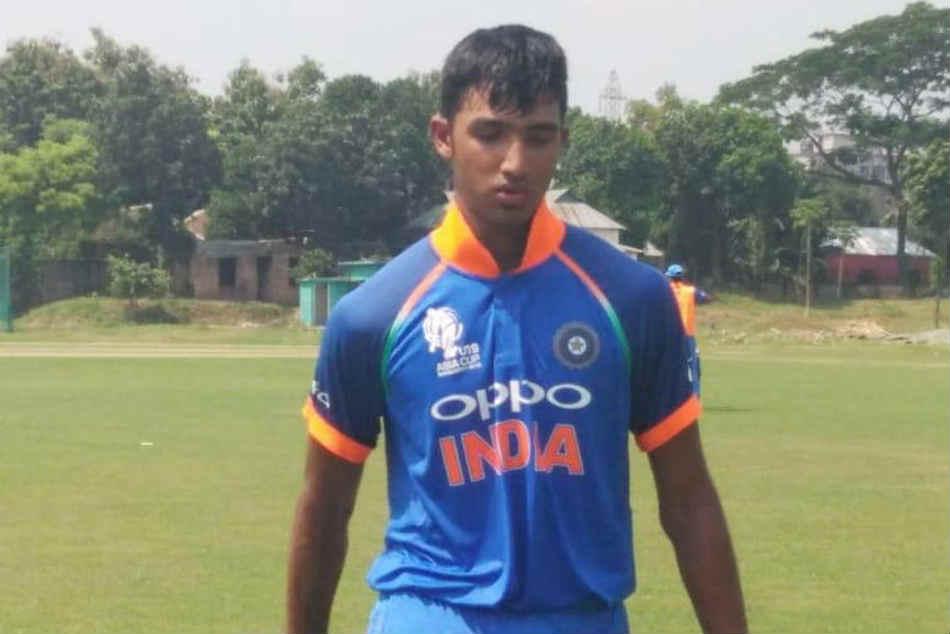 India Crush Uae 227 Runs U 19 Asia Cup