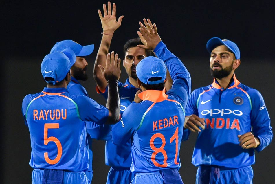 India Vs Windies 4th Odi India Player Ratings