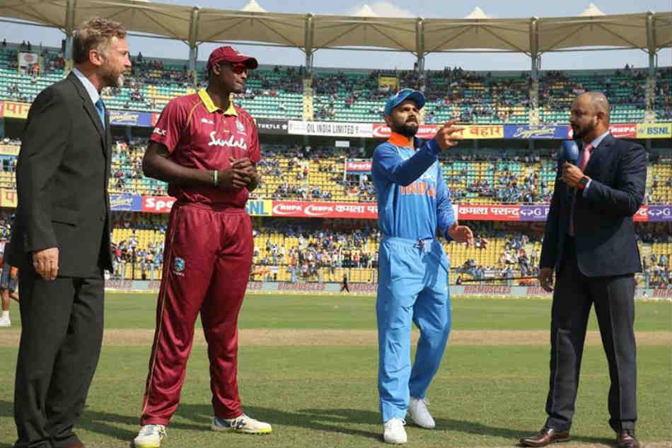 India vs West Indies, 2nd ODI: India Win Toss, Elect To Bat