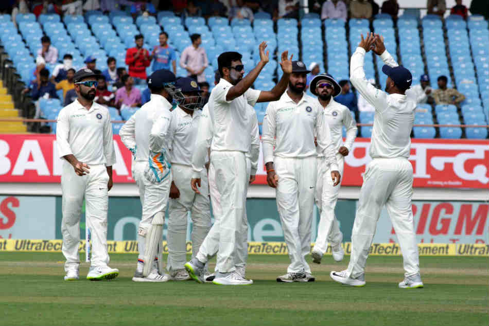 India vs West Indies: Ashwin goes past Allan Donald on most Test wickets tally