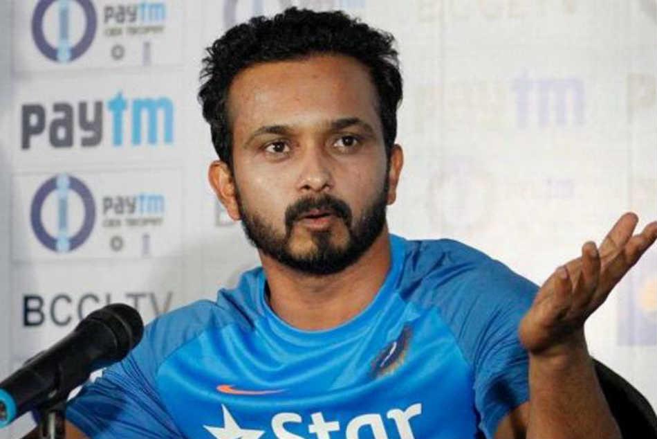 India Vs West Indies Kedar Jadhav Included India Squad 4th 5th Odi