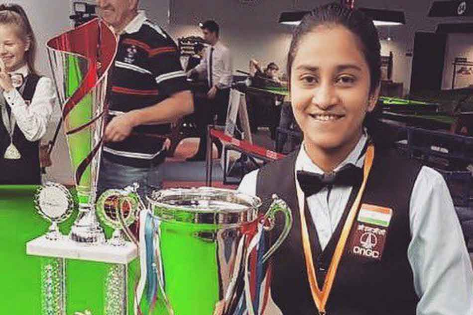 Keerthana Pandian wins IBSF World U-16 snooker championship for first international title