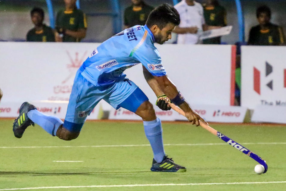 Asian Champions Trophy India Edge Past Japan Set Up Title Clash With Pakistan