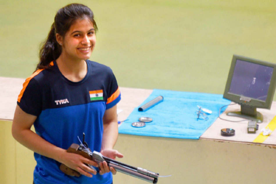 Youth Olympic Games Manu Bhaker Becomes Second Indian Win Two