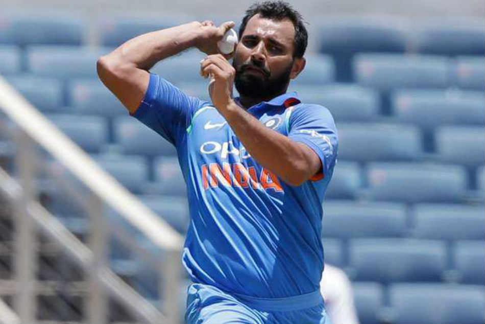 India Vs West Indies Fans Question Bcci S Decision Drop Mohammed Shami Instead Of Umesh Yadav