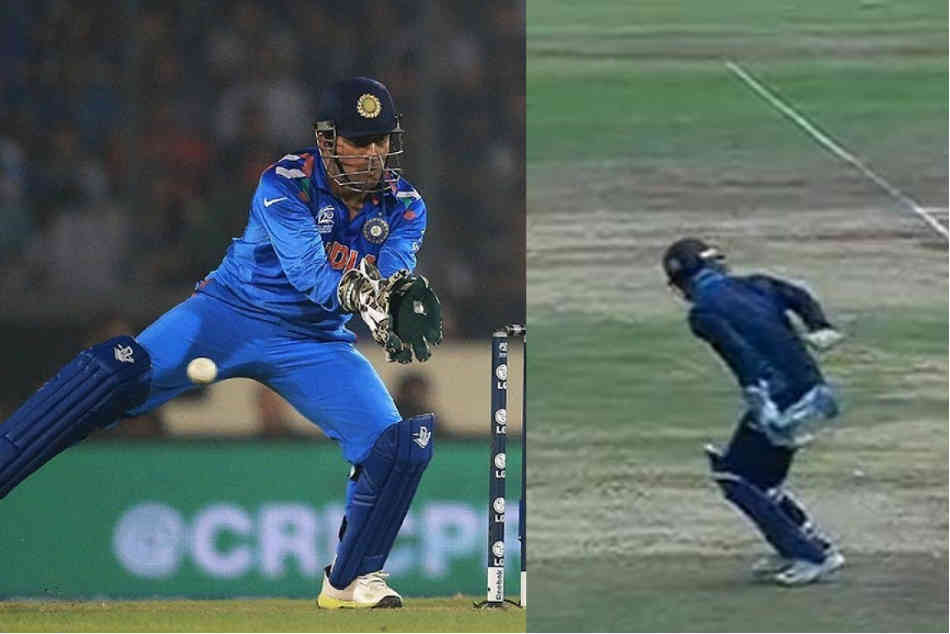Ishan Kishan Does Perfect Ms Dhoni During Vijay Hazare Match Almost Pulls