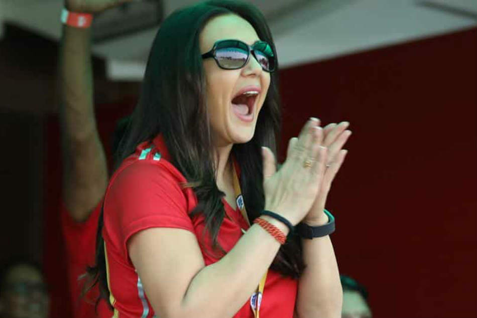 Ipl Kings Xi Punjab Co Owner Preity Zinta Wants Betting Be Leagalised