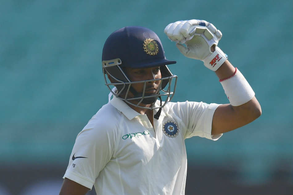 Prithvi Shaw -to know about India's Test debutant
