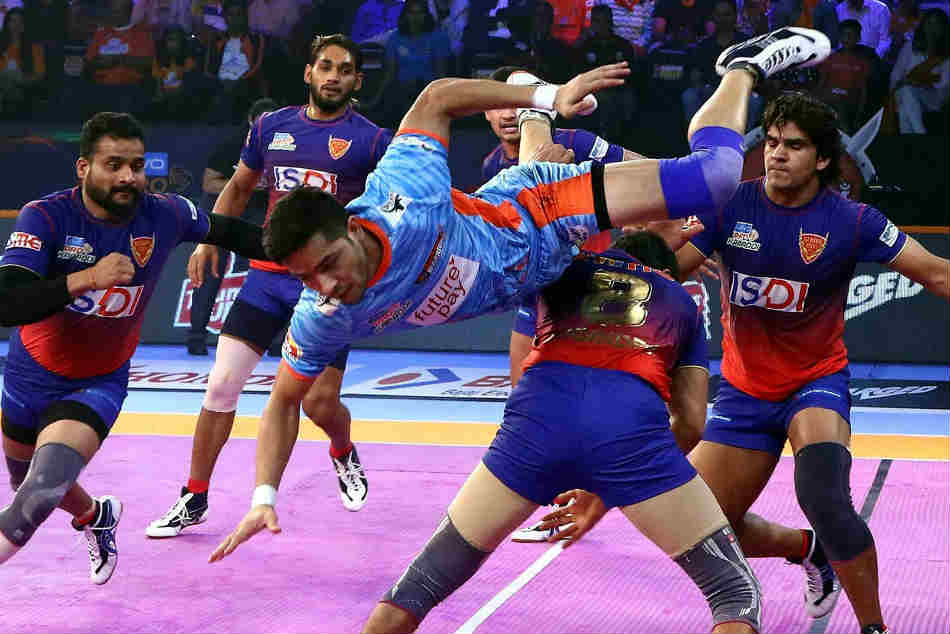 Pro Kabaddi 2018 Bengal Warriors Handed First Defeat Season