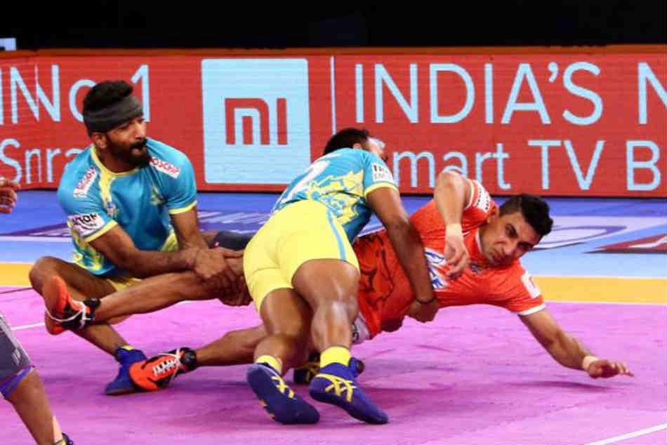 Pro Kabaddi 2018 Highlights Tamil Thalaivas Beat Puneri Paltan U Mumba Thrash