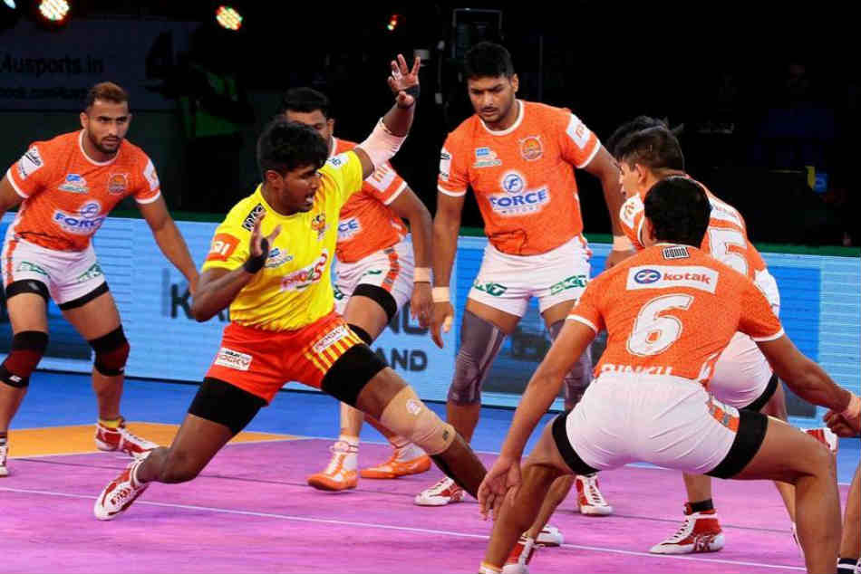 Puneri Paltan Vs Gujarat Fortunegiants