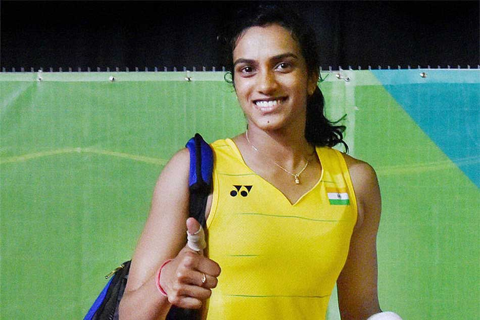 PV Sindhu thanks parents for her achievements