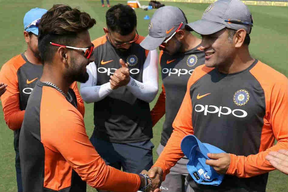 Debutant Rishabh Pant Creates History Becomes Second Youngest Indian Player