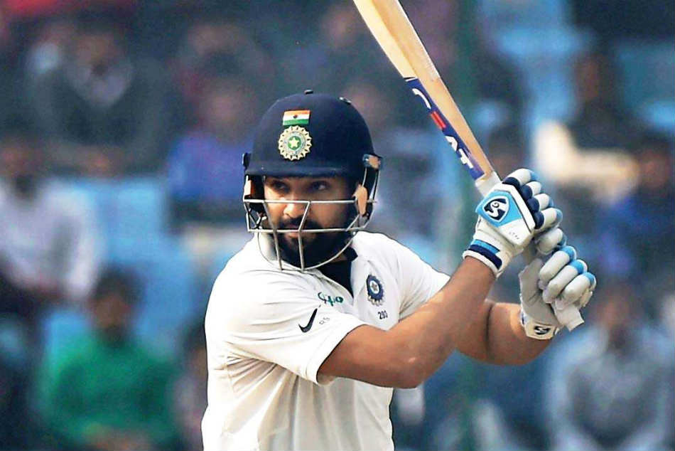 Show Bit Faith Rohit Sharma He Will Deliver Tests