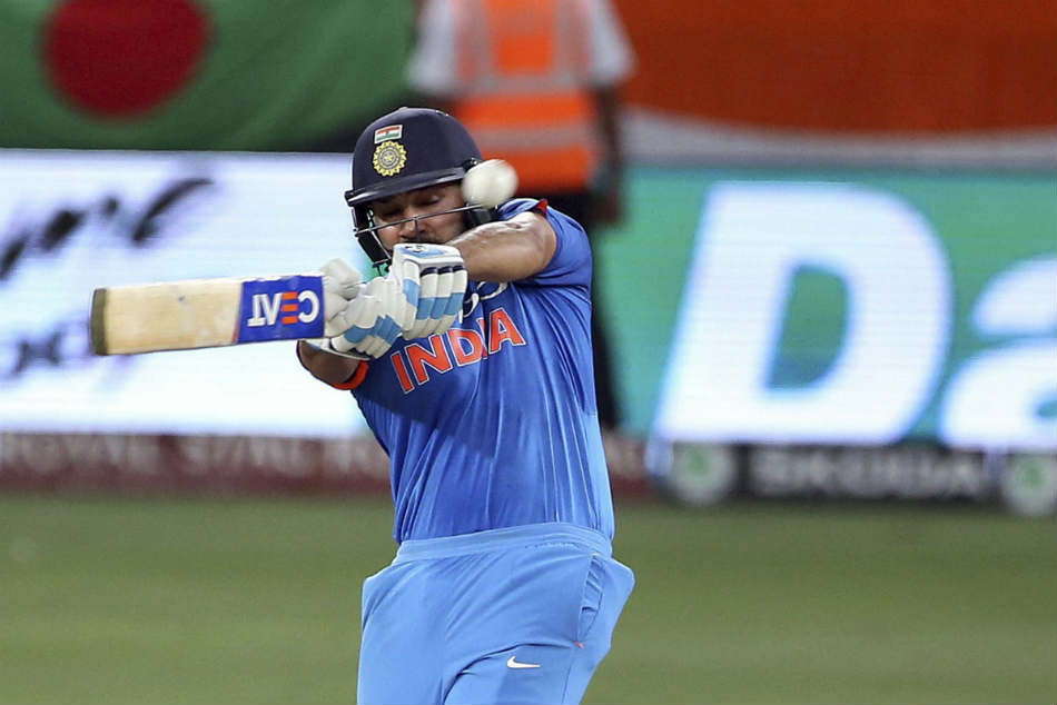 The top five ODI innings of Rohit Sharma