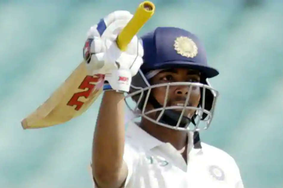 Prithvi Shaw becomes the youngest Indian to score a century on Test debut!