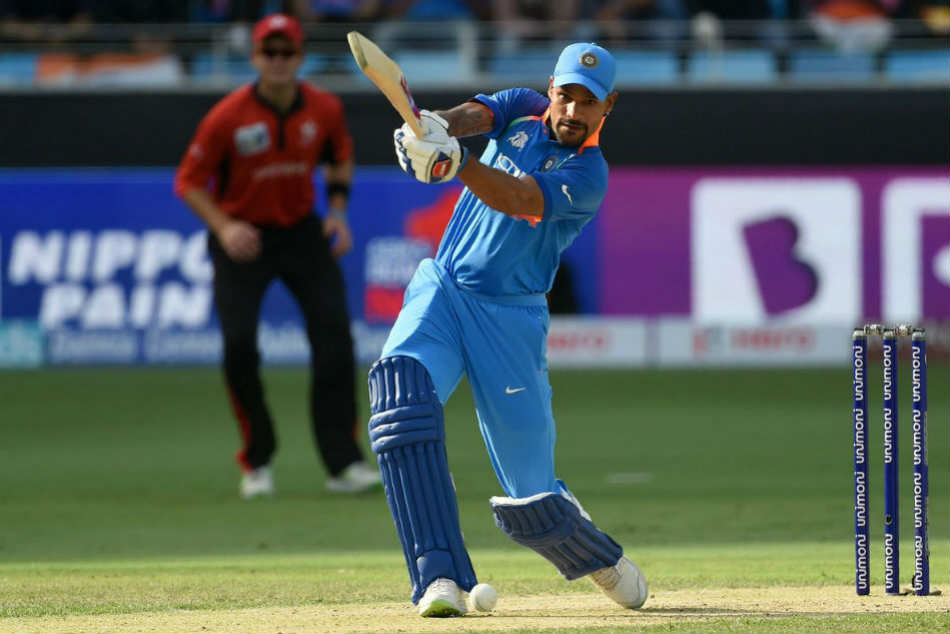 India Vs West Indies, 4th ODI: Shikhar Dhawan criticised on Twitter for consistently poor show