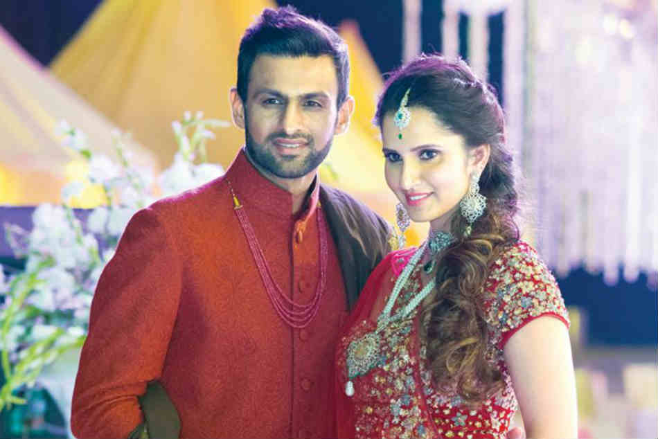 Sania Mirza Shoaib Malik Blessed With Baby Boy