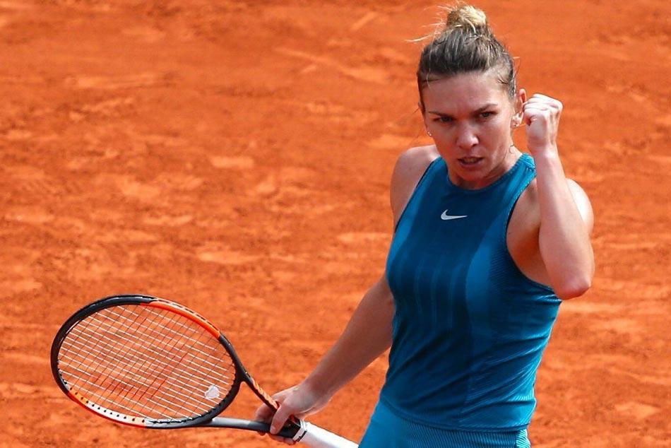 Simona Halep Earns 2nd Straight Year End No 1 Ranking