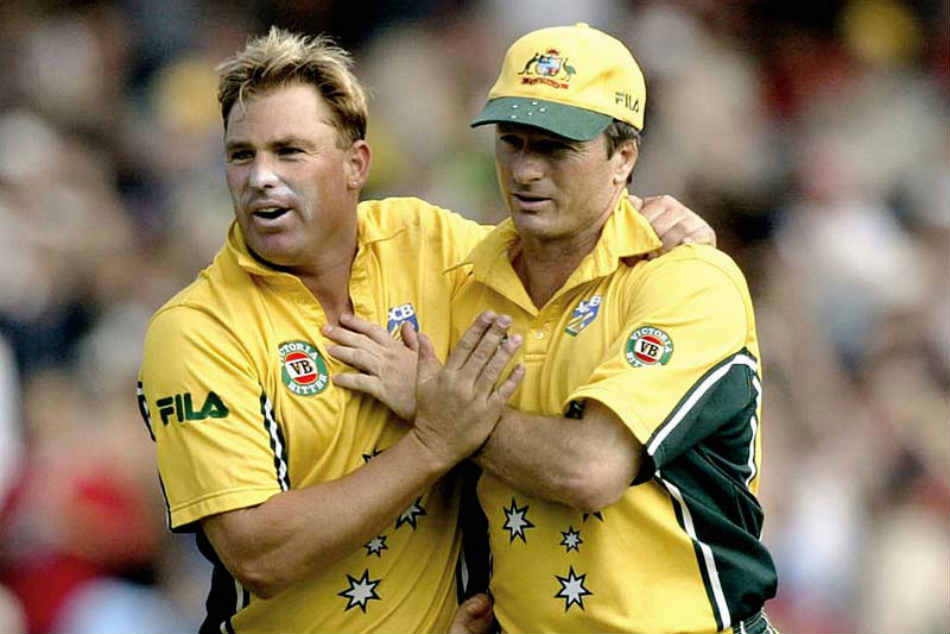 Shane Warne Lashes At Selfish Steve Waugh
