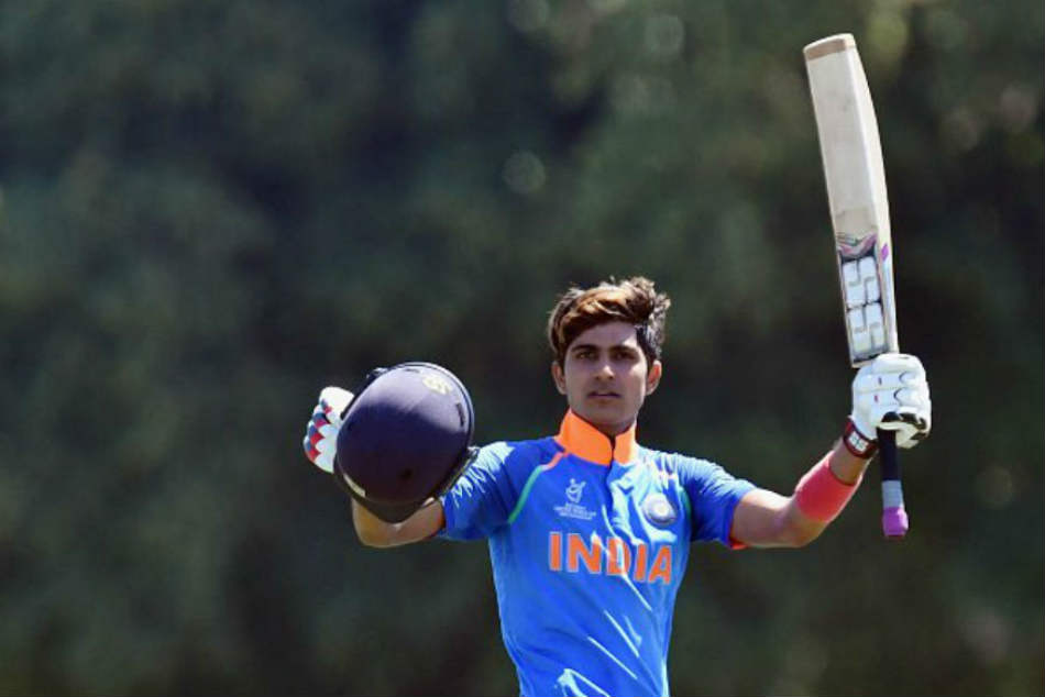 I Am Ready Play India Declares Rising Star Shubhman Gill After Deodhar Ton