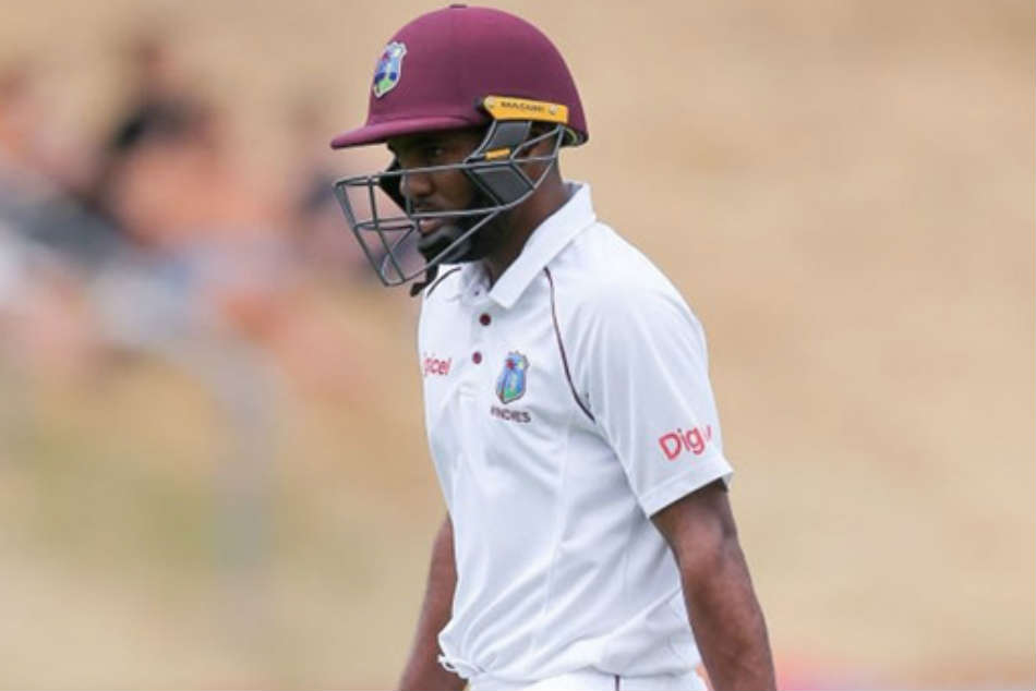 India vs West Indies: Sunil Ambris scores fiery ton as warm-up match ends in a draw