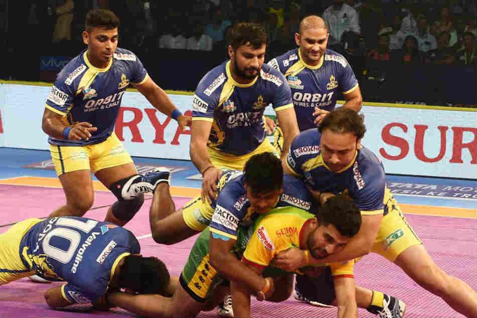 Pro Kabaddi League Tamil Thalaivas Crush Patna Pirates 42