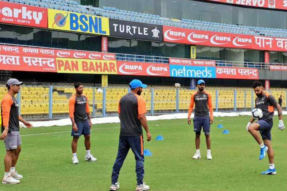 Cricket Australia Likely Grant India Team S Wish Play Two Practise Matches