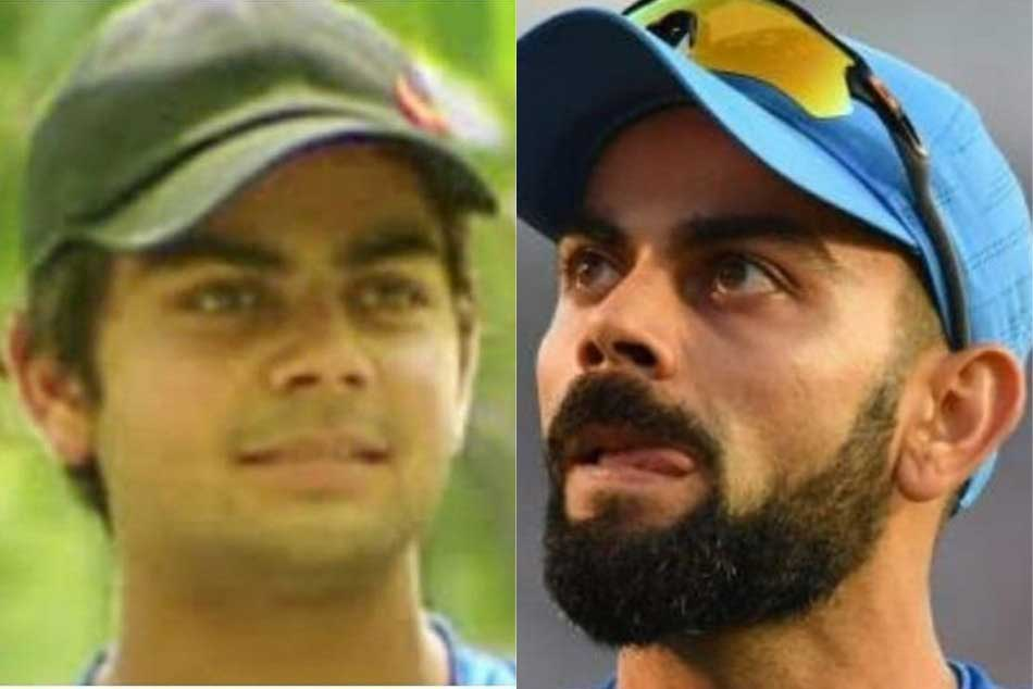 Virat Kohli Posts Throwback Picture to Tell Fans Anything is Possible