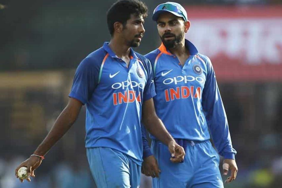 Jasprit Bumrah, Virat Kohli keep their top slot in ICC ODI rankings