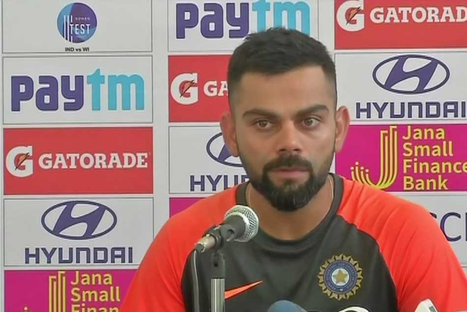 Kohli says top-order needs sorting, promises enough space to youngsters