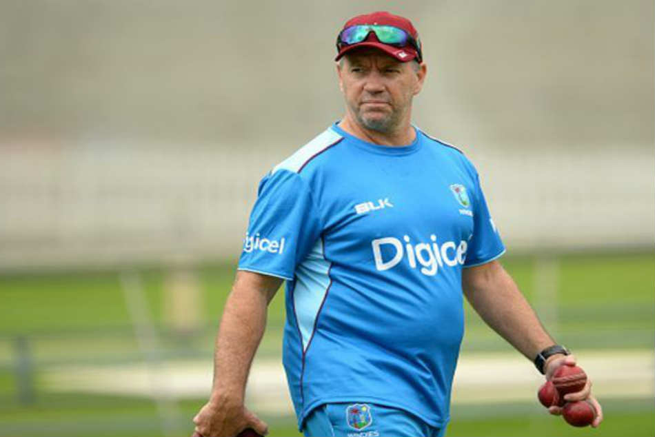 West Indies coach Stuart Law suspended for two ODIs against India