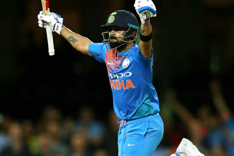 Photos Krunal Kohli Shine As India Down Australia Series Ends
