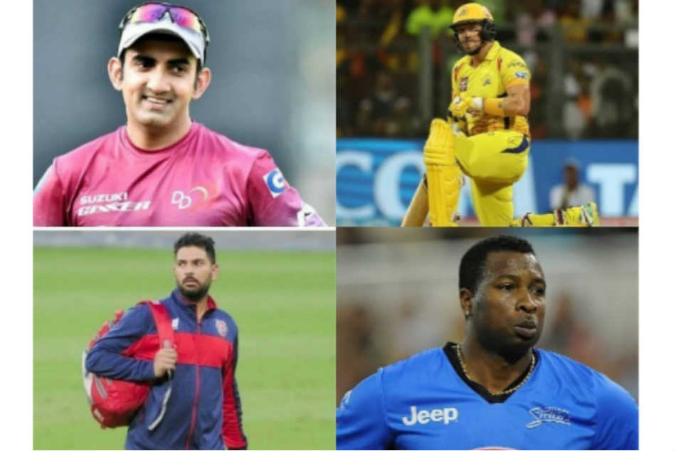 Ipl 2019 5 Players Who Might Be Playing Their Last Season