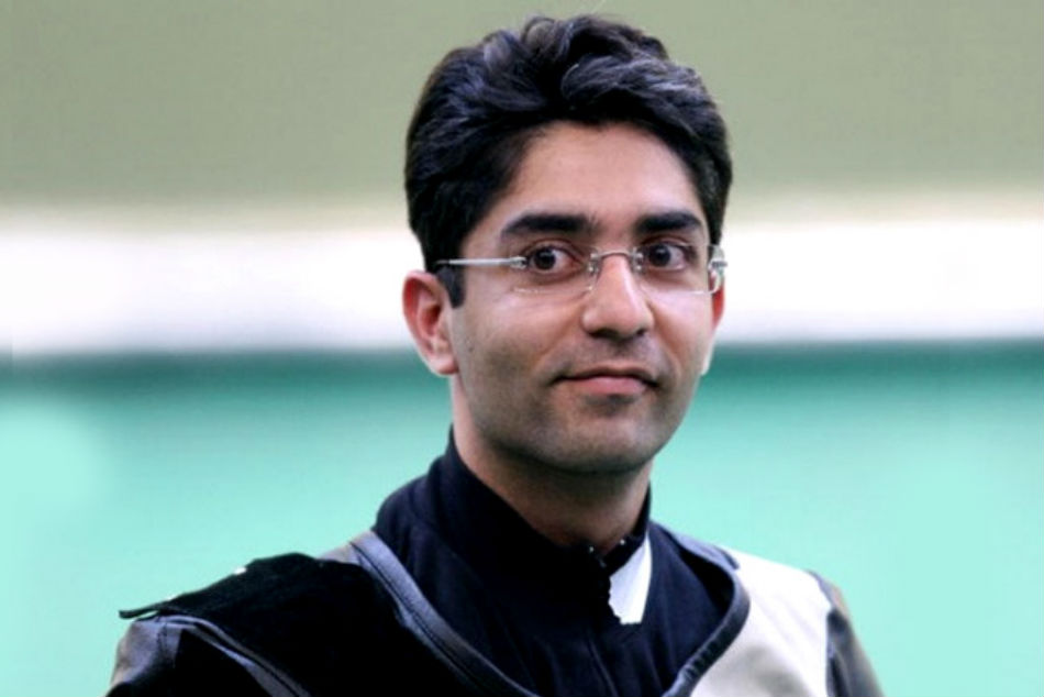Abhinav Bindra Becomes First Indian Get Highest Shooting Honour The Blue Cross