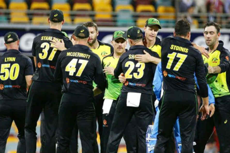 Australia fined for maintaining slow-over rate in first T20I against India