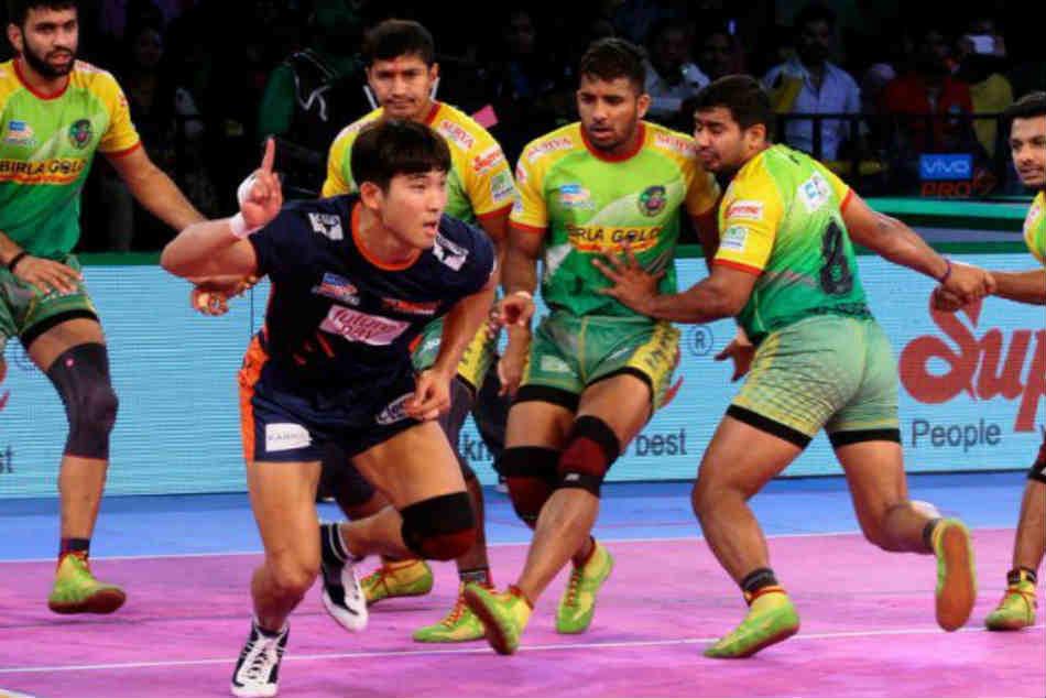 Pro Kabaddi 2018 Patna Pirates Vs Bengal Warriors Highlights