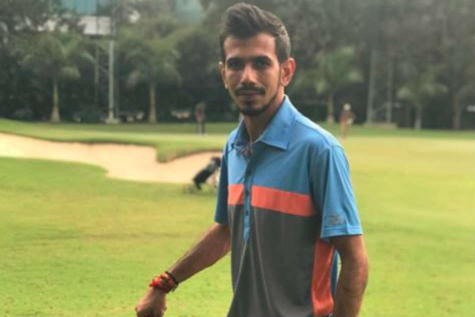 Watch Yuzvendra Chahal Turns Reporter Team India After Windies Series Win