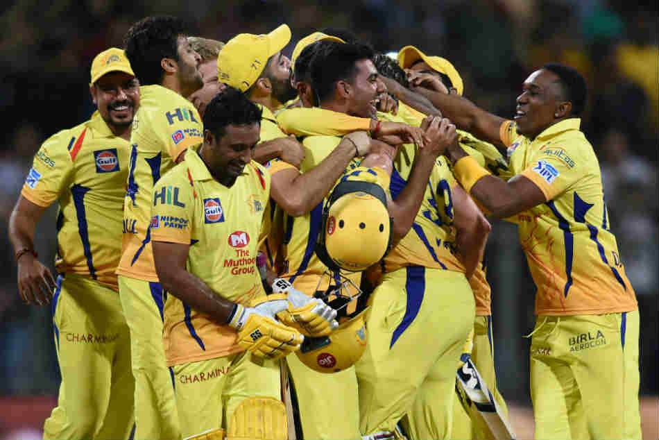 Chennai Super Kings release three players ahead of IPL 2019 player auction, MS Dhoni and core group retained